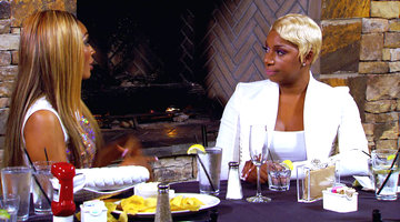 NeNe Would Go to Lunch with Cynthia...