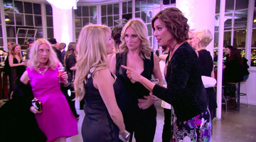 Is Luann a Bad Influence on Sonja?