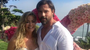 Denise Richards Is Married!