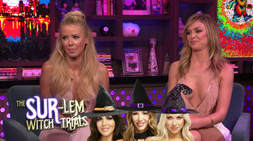 The SUR-lem Witch Trials with Lala Kent and Ariana Madix