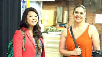 Mei and Antonia Return to the Top Chef Kitchen