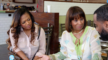 Kandi Burruss and Todd Tucker Confront Mama Joyce