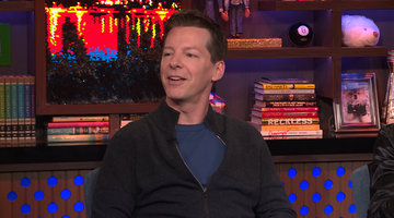 Sean Hayes on Working with Debbie Reynolds
