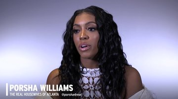 Porsha Williams Dishes on Phaedra Parks' Dating Life