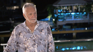 Captain Lee Rosbach Reacts to Learning About Elizabeth Frankini's Energy Healer