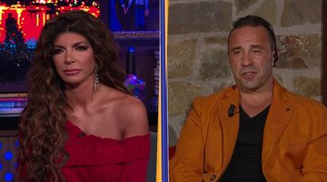 Joe Giudice on Teresa Giudice Holding Another Man's Hand