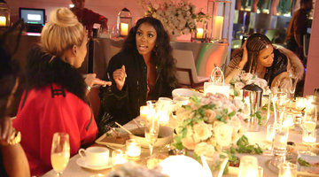 Porsha Williams Says NeNe Leakes Should be in Anger Management