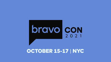 It's Back: Get Ready for BravoCon 2021!