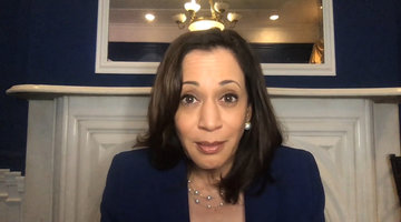 Kamala Harris on Joe Biden's Upcoming VP Pick