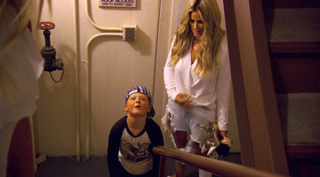 Kim Zolciak-Biermann Doesn't Take Elevators