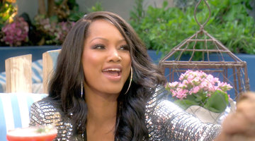 "Garcelle Beauvais Says Dating in Hollywood Is ""a Tricky Thing to Navigate"""