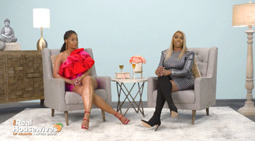 Nene Leakes Has a Theory on Why Kenya Moore Refused to Acknowledge Her Olive Branch in Greece