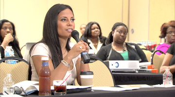 Lisa Nicole Interrupts Heavenly's Panel
