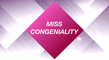#RHAwards: Miss Congeniality