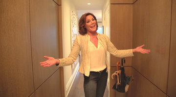 Tour Luann's New Penthouse Apartment