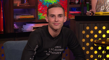 Adam Rippon On Meeting Shawn Mendes