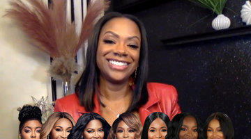 What Would Kandi Burruss Demand from the RHOA Wives?