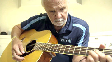 Captain Lee After Dark: Guitar
