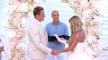 Hear Kim and Kroy's Vows