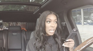 "Porsha Williams Calls Dennis McKinley ""Vicious"""