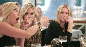 This Might Be the Wildest Dinner Party in RHONY History
