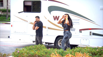 Did the Shahs Almost Get Arrested?