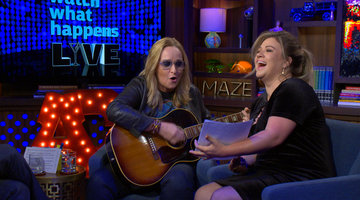 Melissa Etheridge Performs an Original Song LIVE!