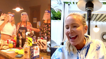 Shannon Beador Tells the Other Real Housewives She Tested Positive for COVID-19