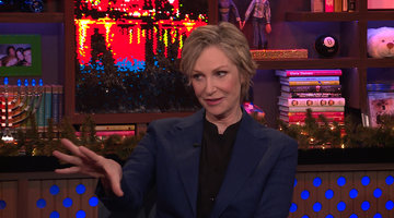 Jane Lynch on Her Potential Project with Cyndi Lauper