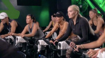 The RHOBH Ladies Cycle Their Asses Off