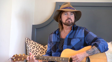 Billy Ray Cyrus Stops By