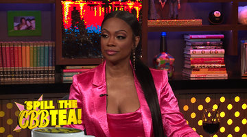 Kandi Burruss Dishes on 'Celebrity Big Brother'