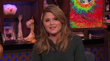 Jenna Bush Hager on George W. Bush & Ellen DeGeneres
