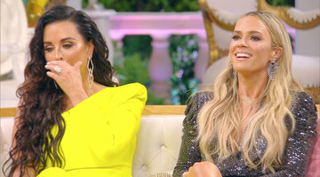 When Did Kyle Richards and Teddi Mellencamp Arroyave Become So Close?