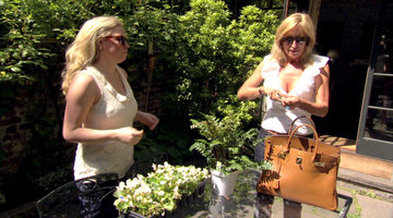 A Day in the Life of Sonja Morgan's Interns