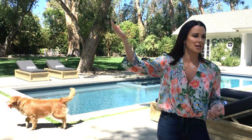 Kyle Richards Is Staying Put in Her New Home for Five Adorable Reasons