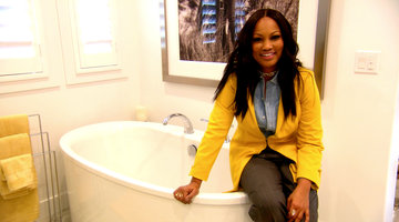 See Inside Garcelle Beauvais' Brand New Home