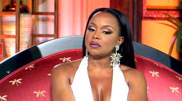 Phaedra Responds to the Chocolate Rumor