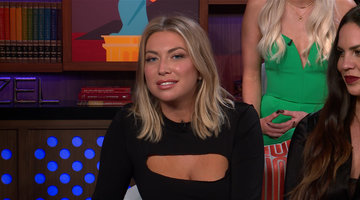 Stassi Schroeder Addresses Her Mom's Comments to Beau