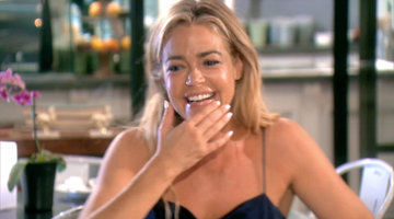 Denise Richards Gives a Very TMI Update About Her Fiancé