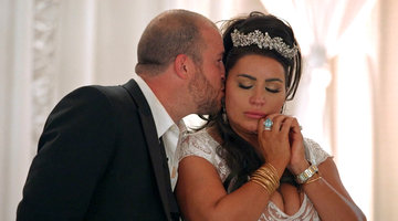 MJ Honors Her Father Shams During Her Wedding Ceremony