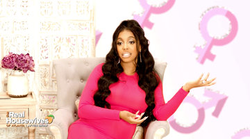 "Porsha Williams Explains Her Thoughts on Being a ""Submissive"" Wife"