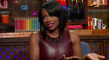 Kandi Dishes on Her Mom & Her Man