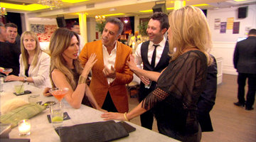 Carole Radziwill's Tips for Picking up Men in NYC