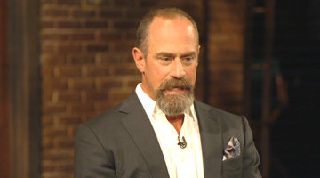 How John Travolta Changed Christopher Meloni's Life