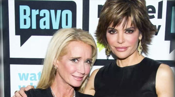 Lisa Rinna and Kim Richards' Entire Feud in 90 Seconds
