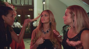 The Full RHOP Butt Grab Debate