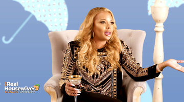 Did Eva Marcille Just Get Shady Explaining Her Shade?