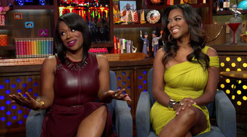 Kandi Challenges Oprah to Try Her Grits!