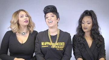 "Shanell ""Lady Luck"" Jones and Somaya Reece On Their Romance"